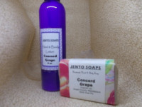 Homemade soap and lotion - Product Image