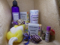 Luxury Home Spa Kit - Product Image